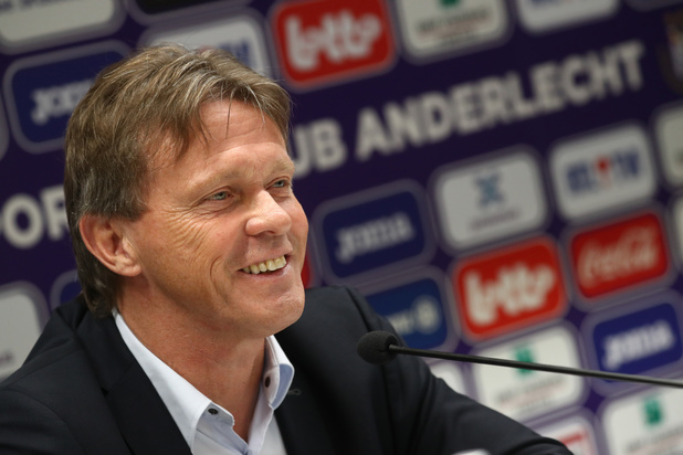 Frank Vercauteren: 'Ik ben hier niet om dingen te veranderen, maar om ze te verbeteren'