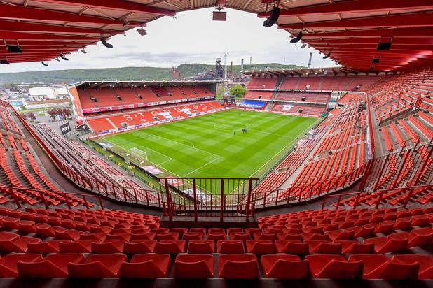 "Dossier spécial: ""Football belge à vendre"""