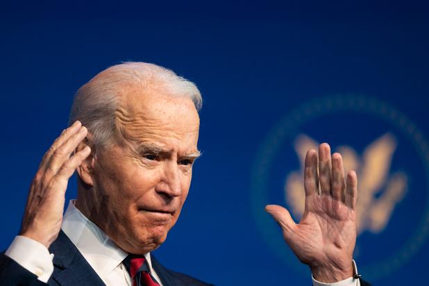 La présidence de Biden dépend de quatre sénateurs