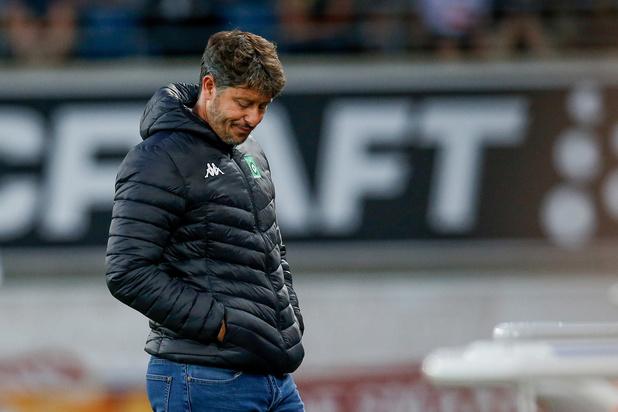 'Cercle coachen is moeilijker dan kampioen spelen met Club'