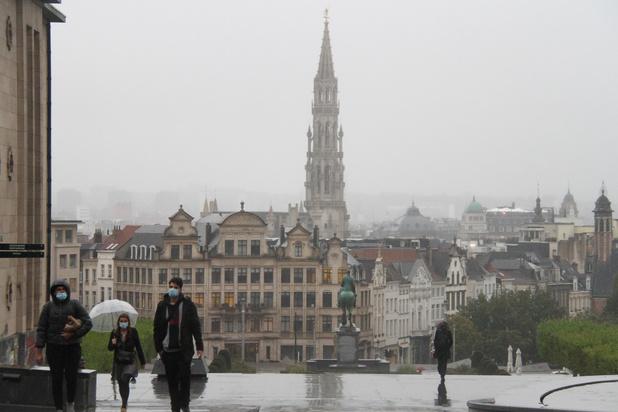 Coronavirus : Bruxelles, troisième capitale la plus touchée en Europe (infographies)