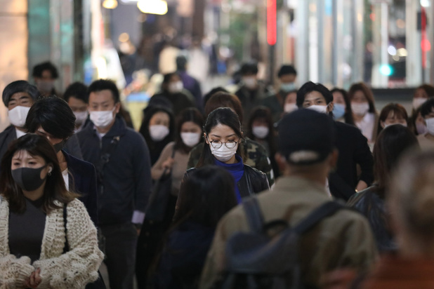 Covid : le Japon fait face à une troisième vague