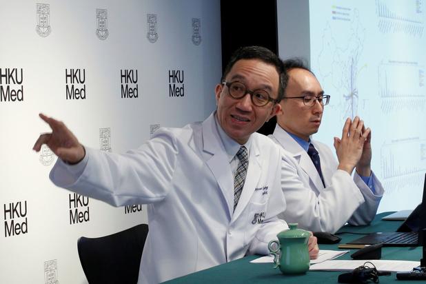 Coronavirus: 'Epidemie kan 60 procent van wereldbevolking treffen'