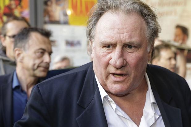 Acteur Gérard Depardieu aangeklaagd voor verkrachtingen