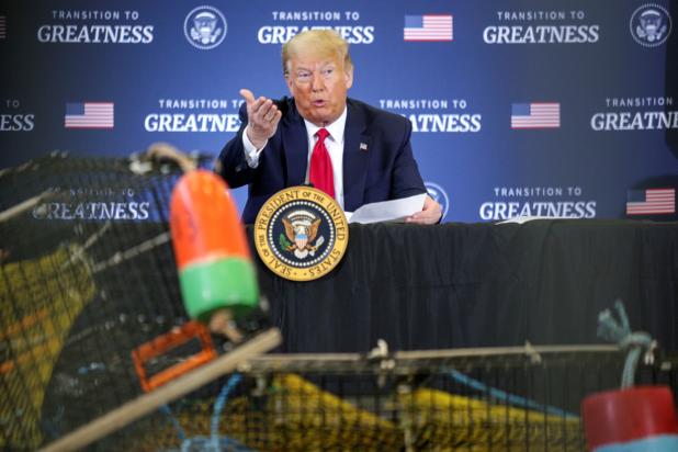 Trump dreigt opnieuw met hogere invoertarieven voor Europese auto's