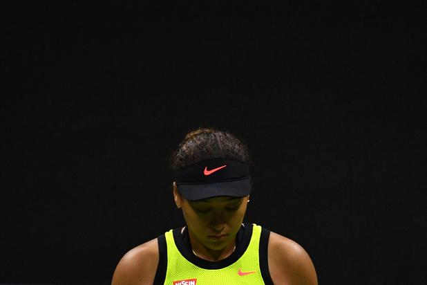 Naomi Osaka, éliminée de l'US Open et en larmes, annonce faire une pause dans sa carrière