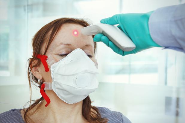 Ook haar- en gehoorverlies zijn een gevolg van covid-19
