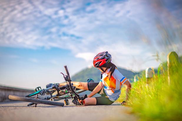 Wat als je na een val niet meer durft te fietsen?