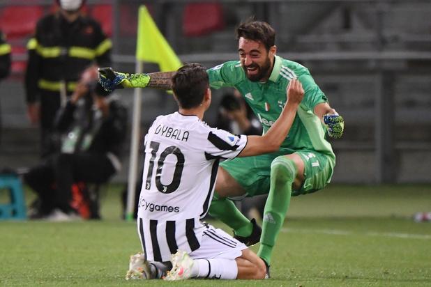 AC Milaan en Juventus plaatsen zich op laatste speeldag voor Champions League