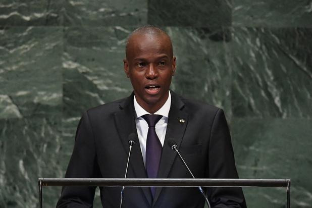 Haïtiaanse president Jovenel Moïse vermoord in zijn residentie door commando