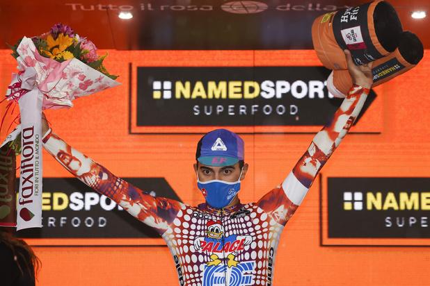 Le Portugal à la fête: Guerreiro gagne la 9e étape, Almeida toujours en rose
