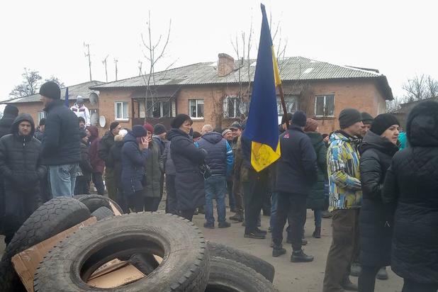 Coronavirus: Rellen in Oekraïne bij terugkeer landgenoten uit Wuhan