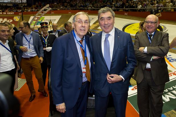 En toen voelde Eddy Merckx zich vernederd...