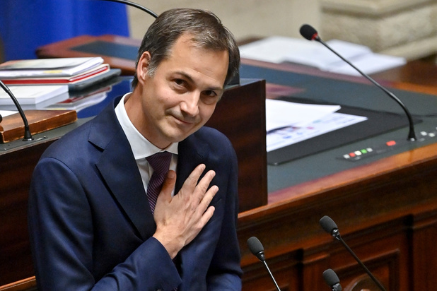 Budget: la Chambre vote la confiance au gouvernement, après un débat marathon