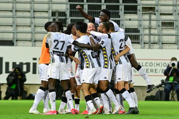 Europa League: Charleroi vient à bout du Partizan en prolongations et rejoint les barrages
