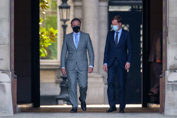 Bart De Wever en Paul Magnette maandag bij koning Filip verwacht