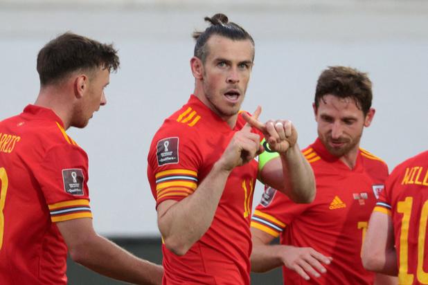 Le Pays de Galles s'impose en Biélorussie grâce à un triplé de Bale