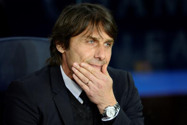 Antonio Conte nommé entraîneur de l'Inter Milan
