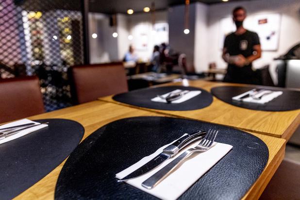 """Covid: """"Il est possible que la seule fermeture des restaurants a déjà eu de l'effet"""""""