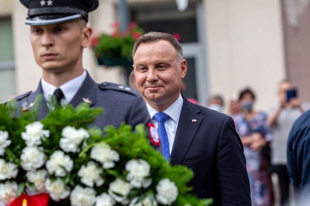 Duda aan kop na eerste ronde presidentsverkiezing Polen