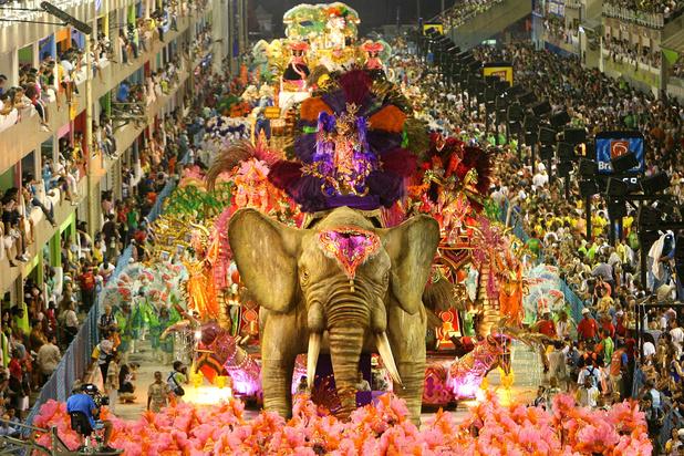 Rio annule son carnaval