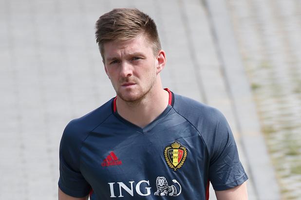 Thomas Foket appelé pour remplacer Alexis Saelemaekers