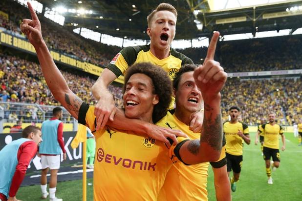 """Fin du profil bas à Dortmund, qui """"visera le titre"""" la saison prochaine"""