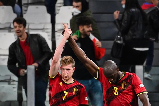 Kevin De Bruyne et Romelu Lukaku parmi les 30 joueurs nommés pour le Ballon d'Or 2021