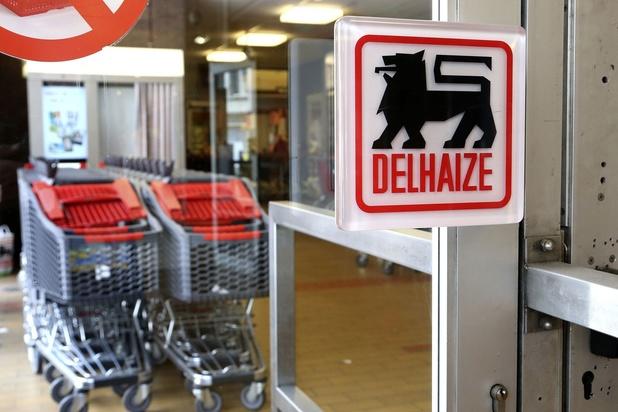 Tous les magasins Delhaize ont rouvert leurs portes