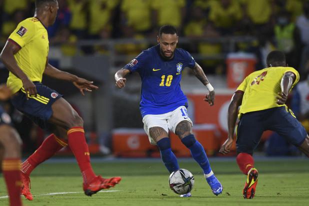 Rode Duivels blijven op één: Brazilië laat kans liggen om België van troon FIFA-ranking te stoten
