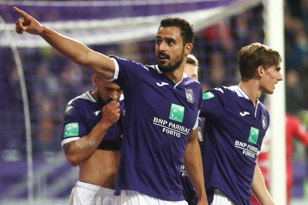 Kan Anderlecht Chadli houden (of haalt Thierry Henry hem naar Montreal)?
