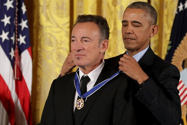 'De playlists van Obama maken van hem geen beter politicus, maar ze maken hem wel meer mens'