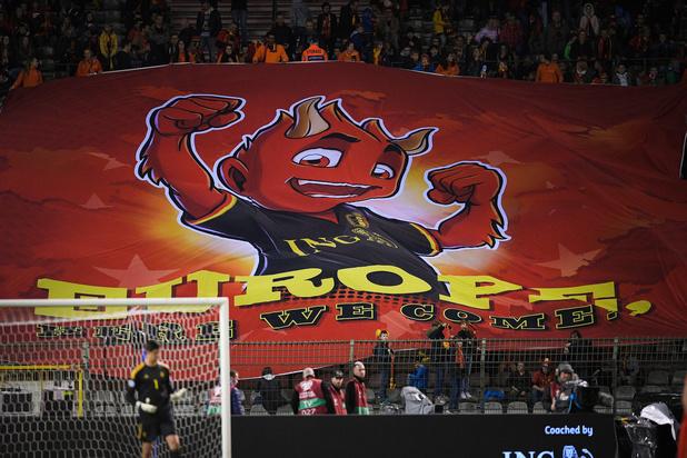 Belgische voetbalbond wil van laatste match tegen Cyprus een feest maken