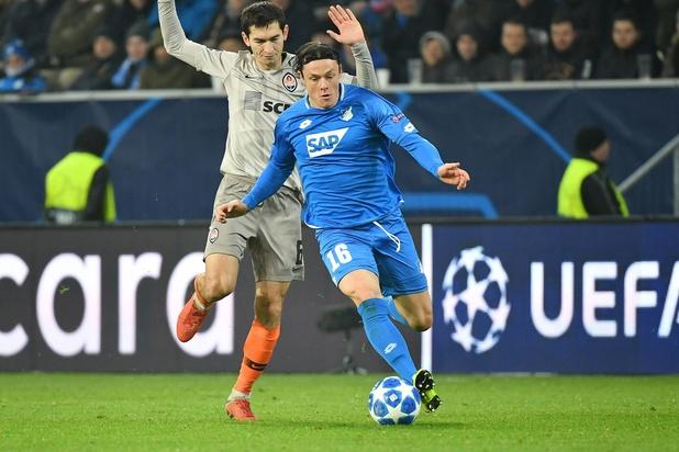 Nico Schulz s'engage avec le Borussia Dortmund