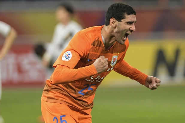 Fellaini qualifie Shandong Luneng pour le 2e tour de la Ligue des Champions asiatique