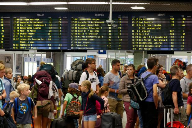 Spoorvakbonden willen staken op 19 december