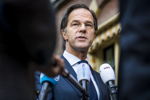 Rutte: 'Rellen zijn geen protest maar crimineel geweld'