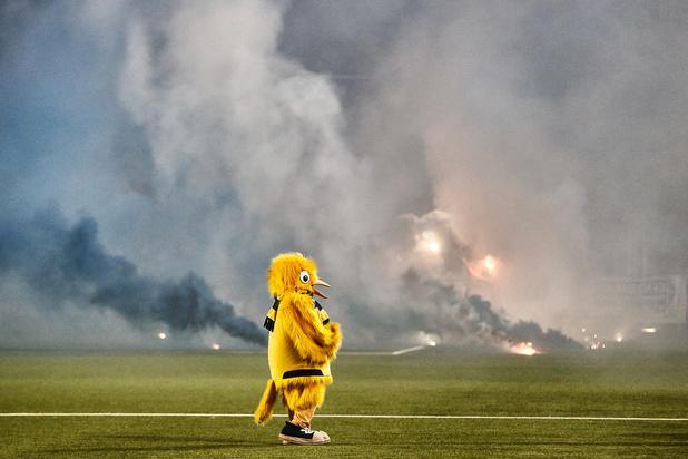 KRC Genk en STVV moeten match overdoen achter gesloten deuren