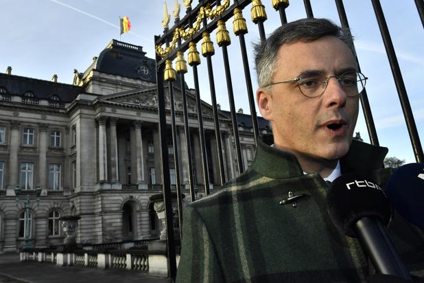 """""""La confiance est en péril"""" avec le PS (Joachim Coens)"""