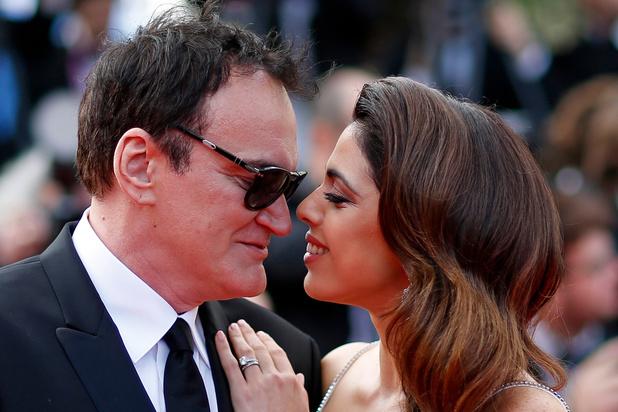 Quentin Tarantino est devenu papa