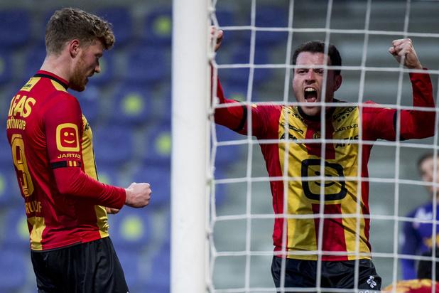 KV Mechelen buigt in slotminuten 1-0 achterstand om in een 1-2 zege