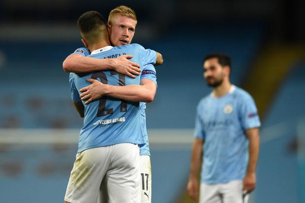 Manchester City gaat voorbij Real naar kwartfinale Champions League