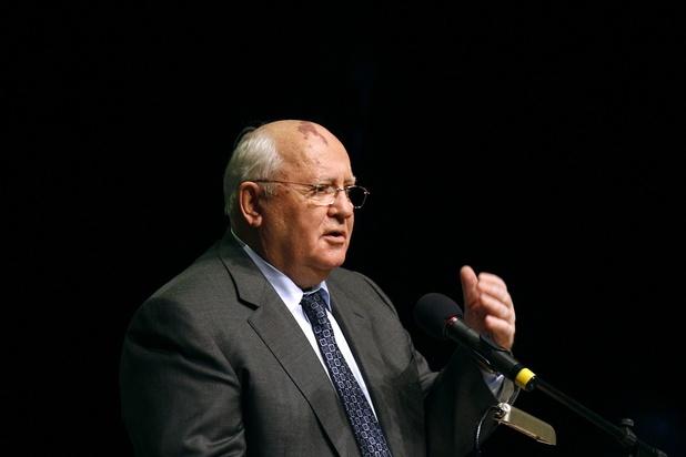"Tensions Russie-Occident : ""un danger colossal"" selon Gorbatchev"