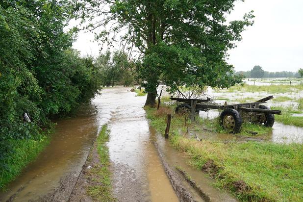 Le Hainaut a consacré 55 millions d'euros en 10 ans à la lutte contre les inondations