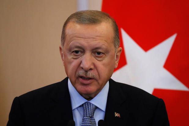 Erdogan: 'Als het uur geslagen is, zullen de deuren openen'