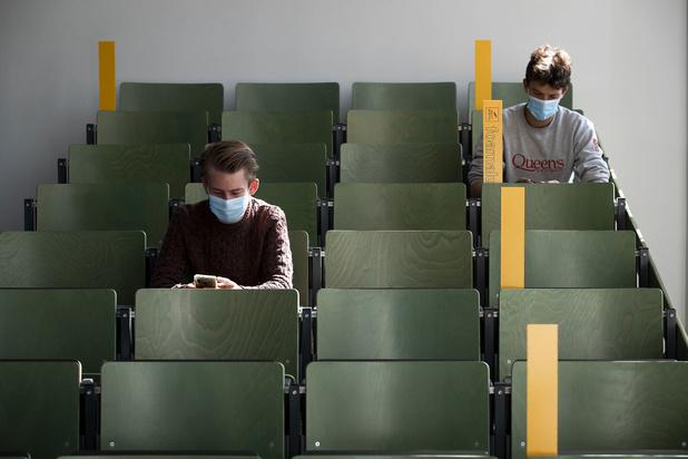'Ook studenten hebben nood aan ademruimte'