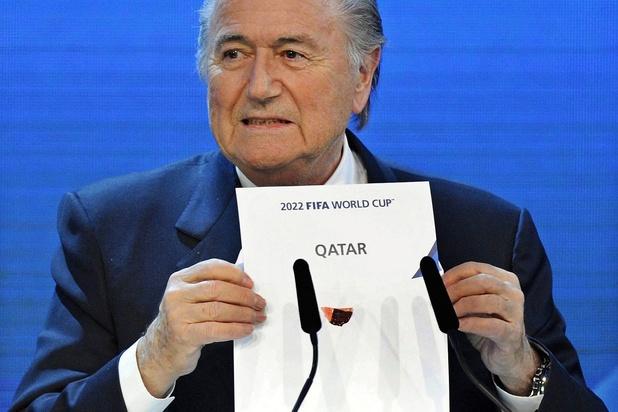 Voormalig FIFA-baas Blatter sluit 1 van 2 strafzaken zonder gevolg