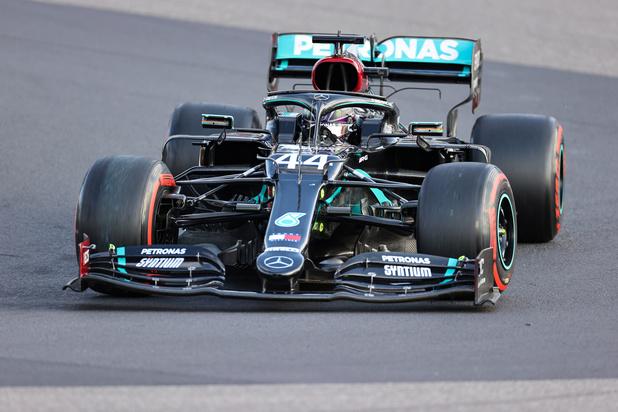 Vainqueur du GP d'Eifel, Lewis Hamilton égale le record de 91 succès de Schumacher