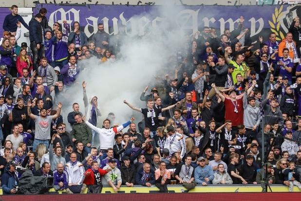 Nouvelle amende pour Anderlecht après les incidents contre le Standard