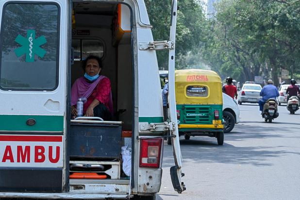 Covid: l'Inde déplore un nouveau record de morts en 24h